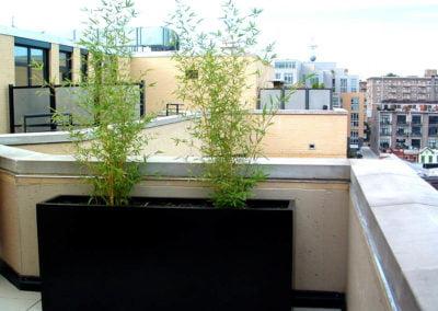 outdoor planters Calgary