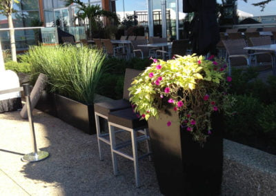 Large Outdoor Planters Edmonton