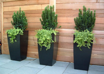 large outdoor planters toronto