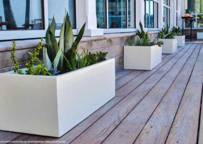 outdoor planters